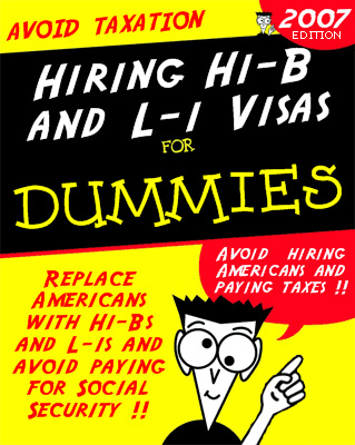 Hiring H1-Bs for Dummies